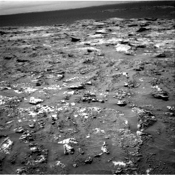 Nasa's Mars rover Curiosity acquired this image using its Right Navigation Camera on Sol 3158, at drive 1262, site number 89