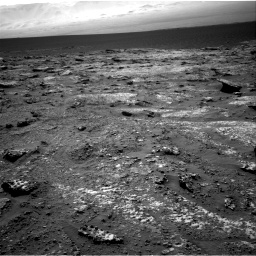 Nasa's Mars rover Curiosity acquired this image using its Right Navigation Camera on Sol 3158, at drive 1316, site number 89