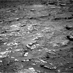 Nasa's Mars rover Curiosity acquired this image using its Right Navigation Camera on Sol 3158, at drive 1322, site number 89