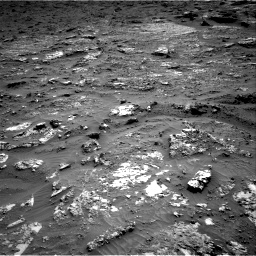 Nasa's Mars rover Curiosity acquired this image using its Right Navigation Camera on Sol 3158, at drive 1340, site number 89