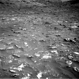 Nasa's Mars rover Curiosity acquired this image using its Right Navigation Camera on Sol 3158, at drive 1346, site number 89