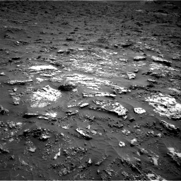 Nasa's Mars rover Curiosity acquired this image using its Right Navigation Camera on Sol 3158, at drive 1406, site number 89