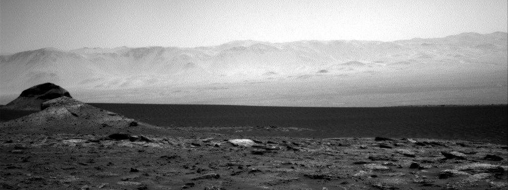 Nasa's Mars rover Curiosity acquired this image using its Right Navigation Camera on Sol 3159, at drive 1466, site number 89