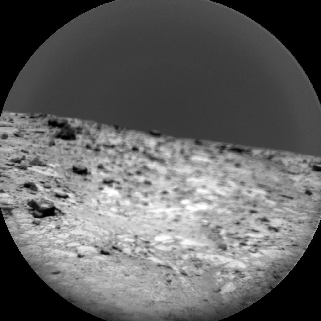 Nasa's Mars rover Curiosity acquired this image using its Chemistry & Camera (ChemCam) on Sol 3160, at drive 1466, site number 89