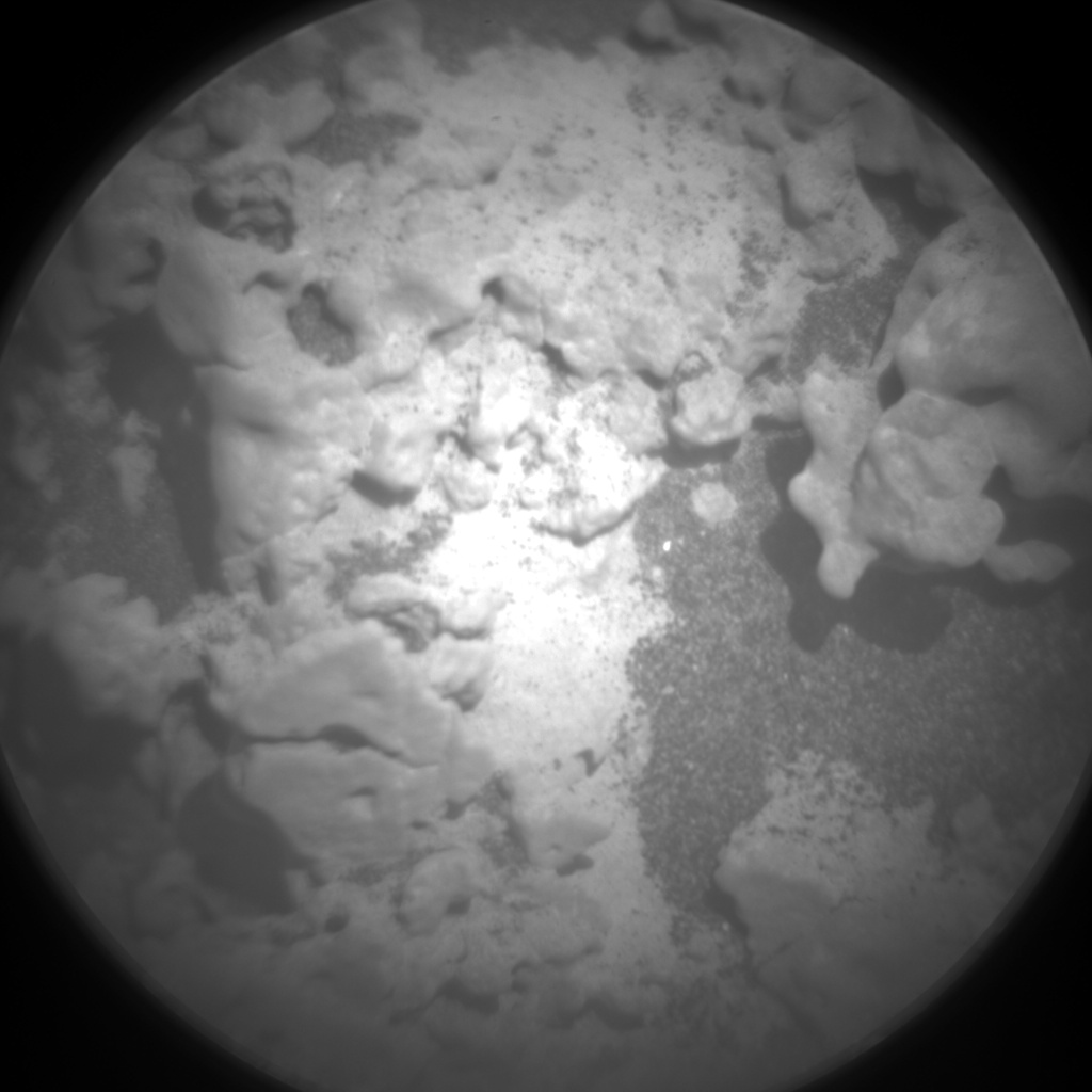 Nasa's Mars rover Curiosity acquired this image using its Chemistry & Camera (ChemCam) on Sol 3161, at drive 1466, site number 89