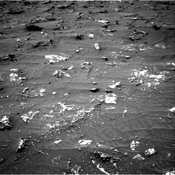 Nasa's Mars rover Curiosity acquired this image using its Right Navigation Camera on Sol 3161, at drive 1562, site number 89
