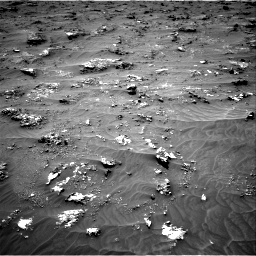 Nasa's Mars rover Curiosity acquired this image using its Right Navigation Camera on Sol 3161, at drive 1598, site number 89