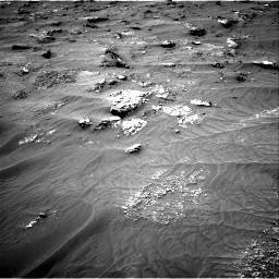 Nasa's Mars rover Curiosity acquired this image using its Right Navigation Camera on Sol 3161, at drive 1628, site number 89