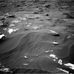Nasa's Mars rover Curiosity acquired this image using its Right Navigation Camera on Sol 3161, at drive 1646, site number 89