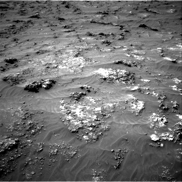 Nasa's Mars rover Curiosity acquired this image using its Right Navigation Camera on Sol 3161, at drive 1730, site number 89