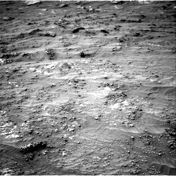 Nasa's Mars rover Curiosity acquired this image using its Right Navigation Camera on Sol 3161, at drive 1856, site number 89