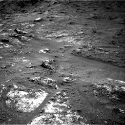 Nasa's Mars rover Curiosity acquired this image using its Right Navigation Camera on Sol 3163, at drive 1904, site number 89