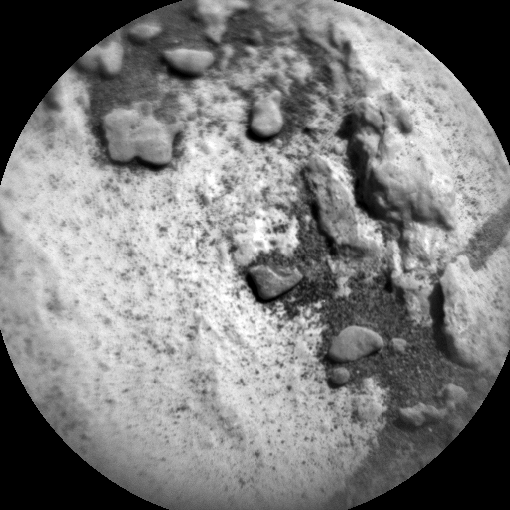 Nasa's Mars rover Curiosity acquired this image using its Chemistry & Camera (ChemCam) on Sol 3164, at drive 1974, site number 89