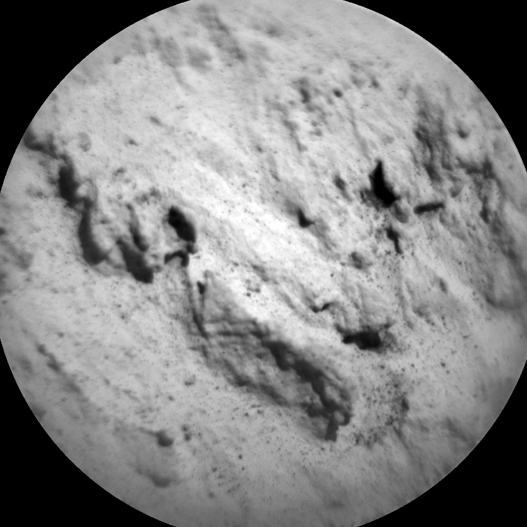 Nasa's Mars rover Curiosity acquired this image using its Chemistry & Camera (ChemCam) on Sol 3166, at drive 1992, site number 89