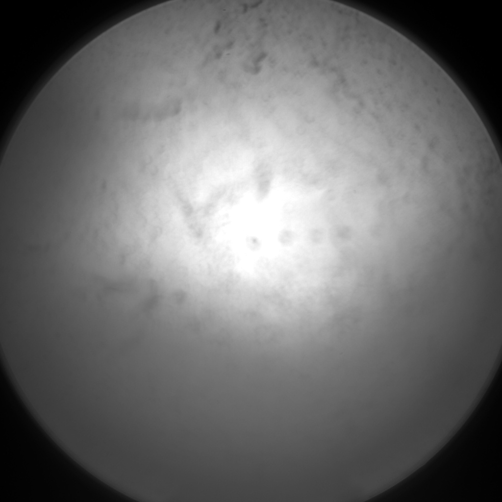 Nasa's Mars rover Curiosity acquired this image using its Chemistry & Camera (ChemCam) on Sol 3167, at drive 1992, site number 89