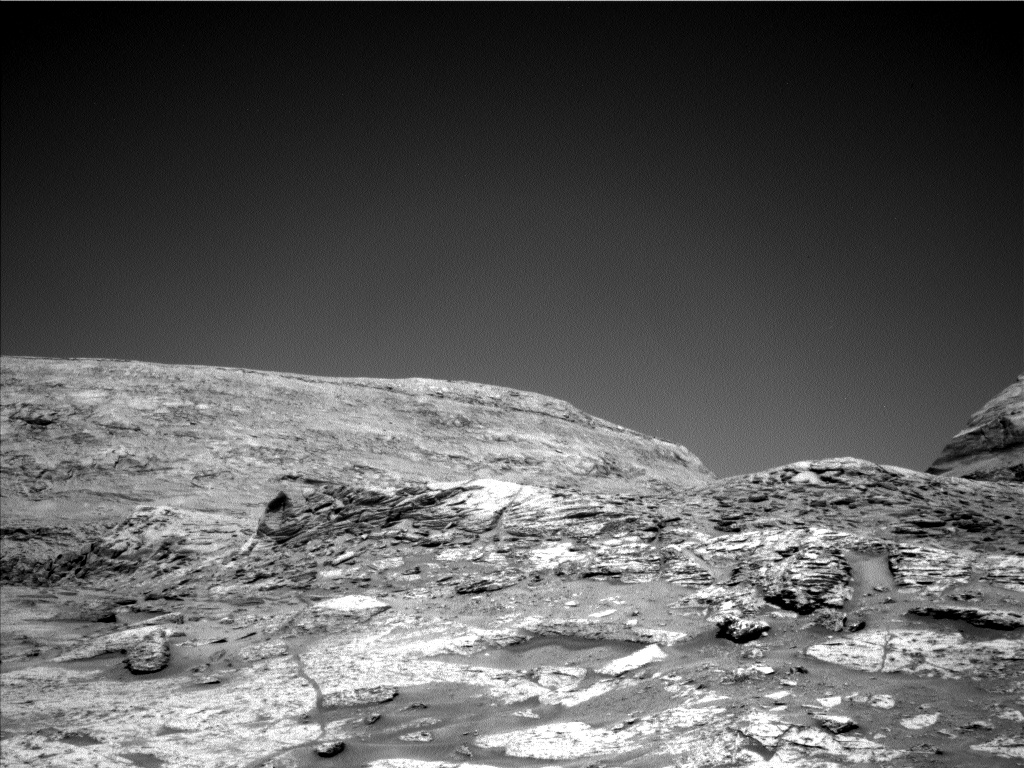 Nasa's Mars rover Curiosity acquired this image using its Left Navigation Camera on Sol 3169, at drive 1992, site number 89