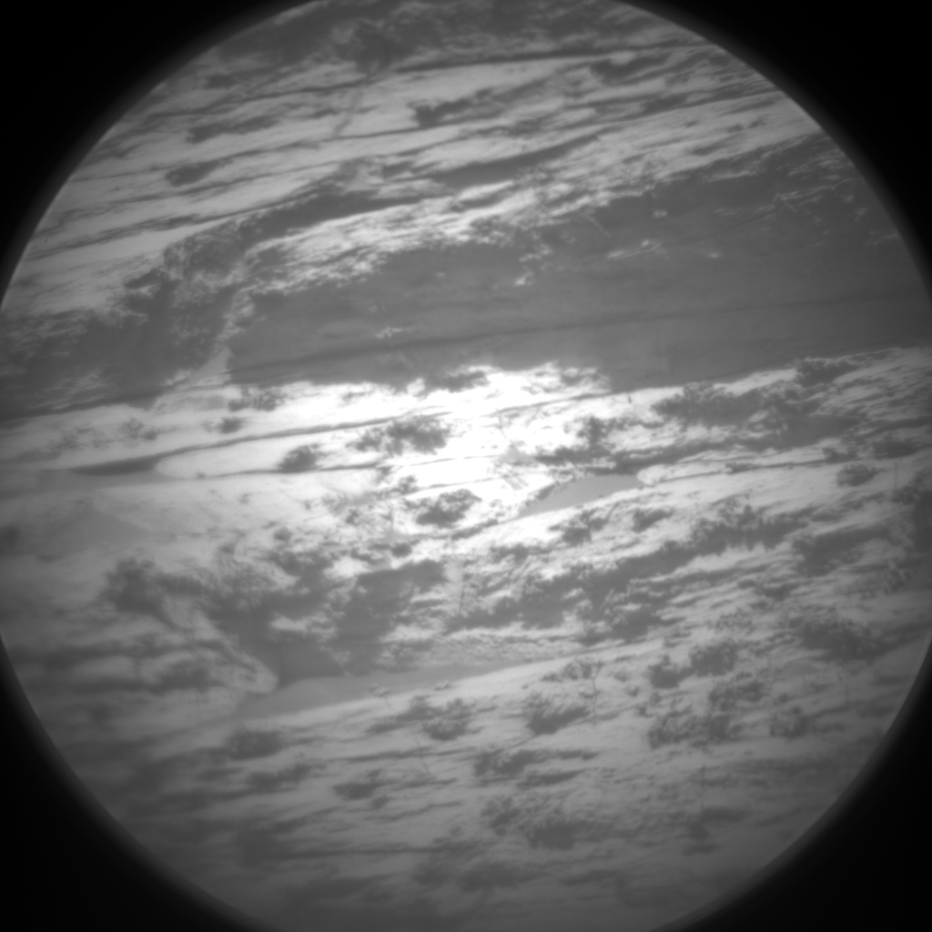 Nasa's Mars rover Curiosity acquired this image using its Chemistry & Camera (ChemCam) on Sol 3170, at drive 1992, site number 89