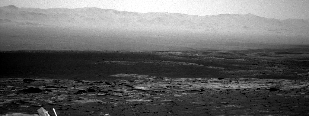 Nasa's Mars rover Curiosity acquired this image using its Right Navigation Camera on Sol 3171, at drive 1992, site number 89
