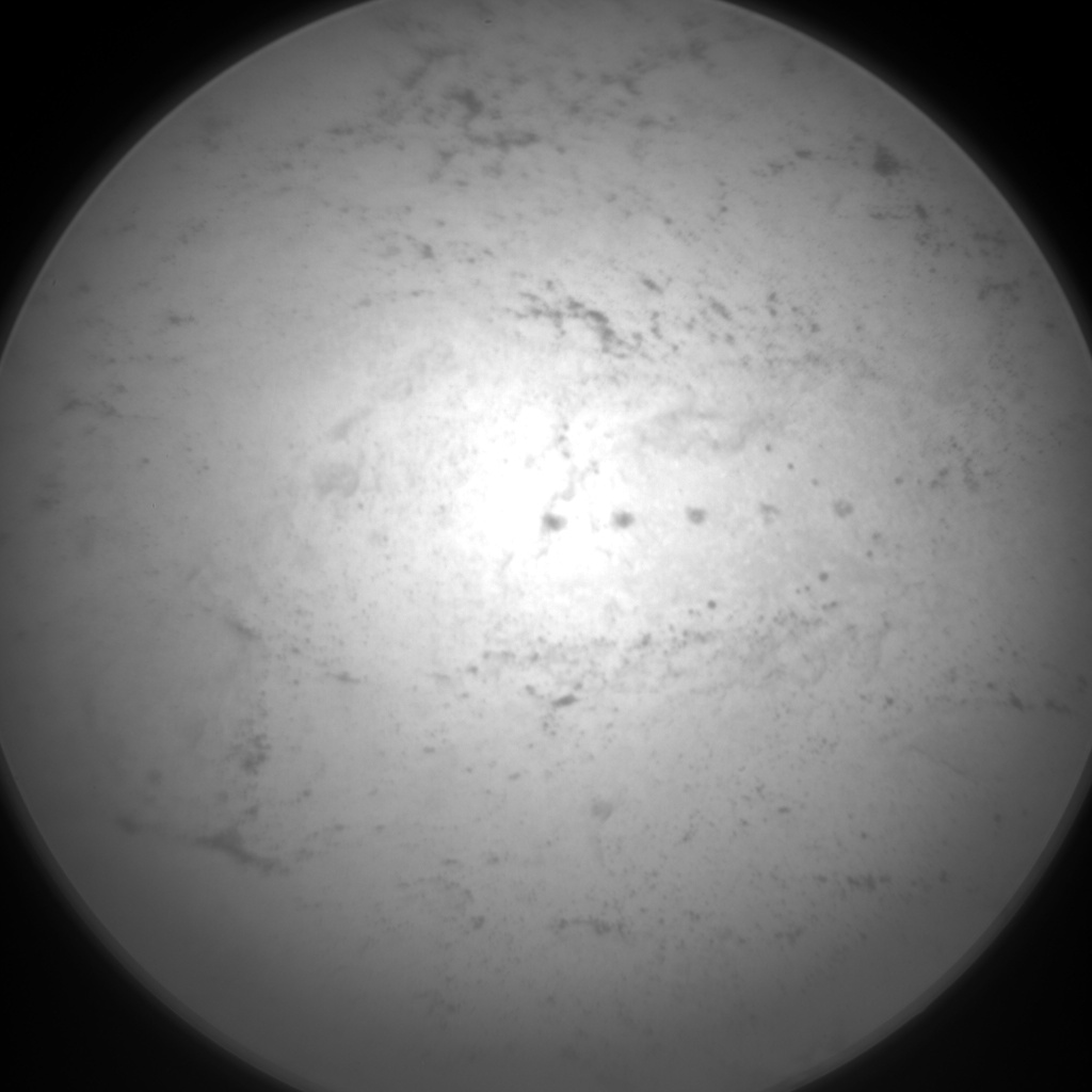 Nasa's Mars rover Curiosity acquired this image using its Chemistry & Camera (ChemCam) on Sol 3172, at drive 1992, site number 89
