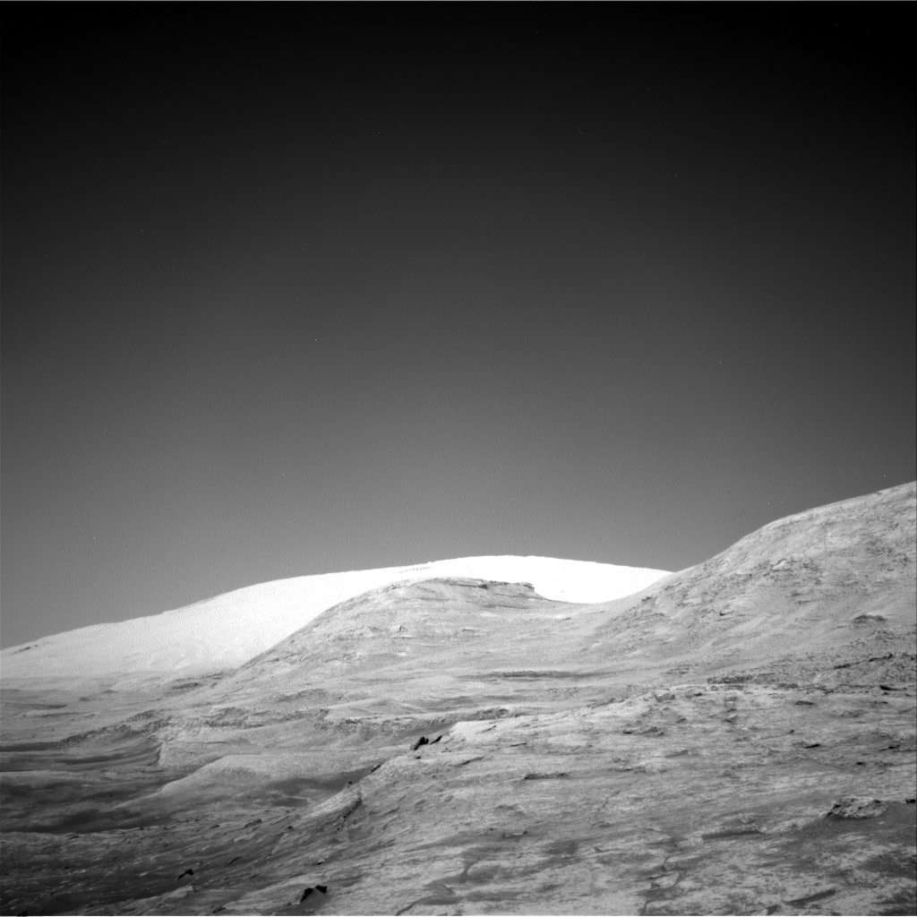 Nasa's Mars rover Curiosity acquired this image using its Right Navigation Camera on Sol 3172, at drive 1992, site number 89