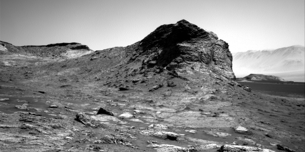 Nasa's Mars rover Curiosity acquired this image using its Right Navigation Camera on Sol 3174, at drive 1992, site number 89