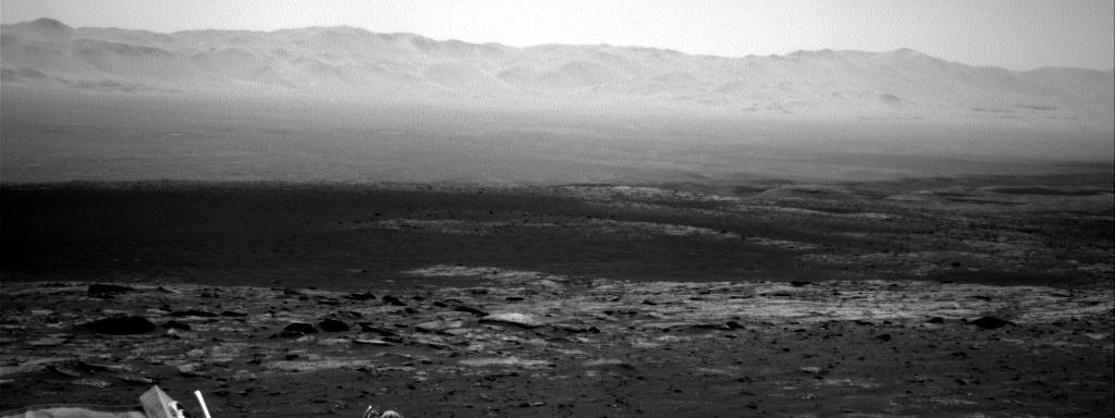 Nasa's Mars rover Curiosity acquired this image using its Right Navigation Camera on Sol 3175, at drive 1992, site number 89