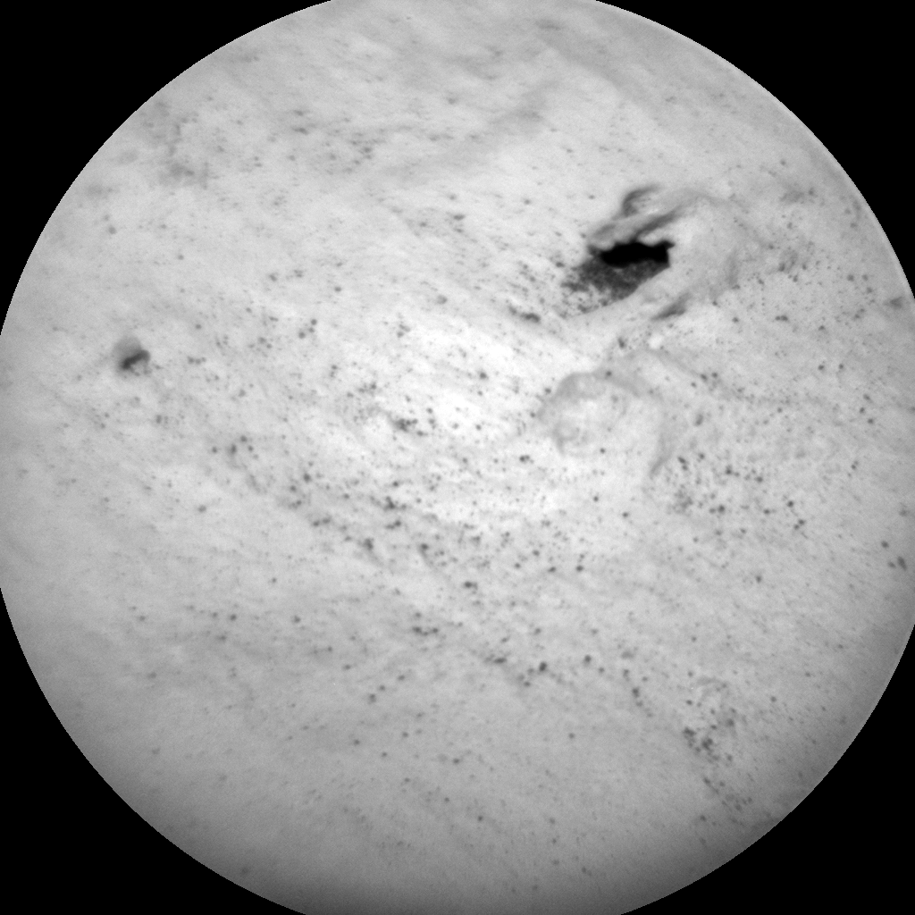 Nasa's Mars rover Curiosity acquired this image using its Chemistry & Camera (ChemCam) on Sol 3177, at drive 1992, site number 89