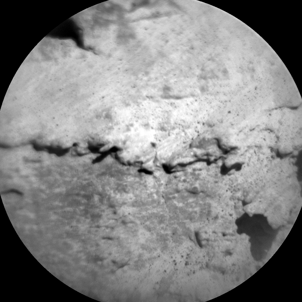 Nasa's Mars rover Curiosity acquired this image using its Chemistry & Camera (ChemCam) on Sol 3178, at drive 1992, site number 89