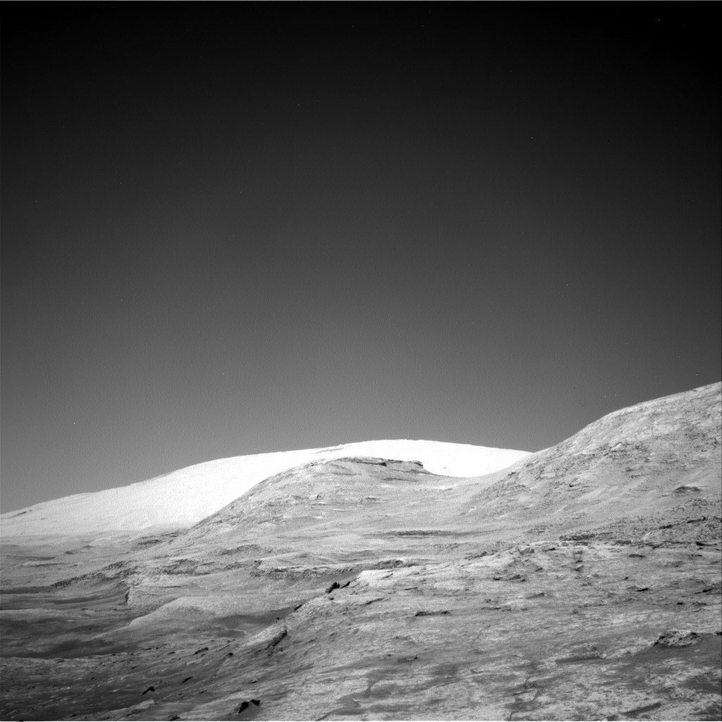 Nasa's Mars rover Curiosity acquired this image using its Right Navigation Camera on Sol 3179, at drive 1992, site number 89