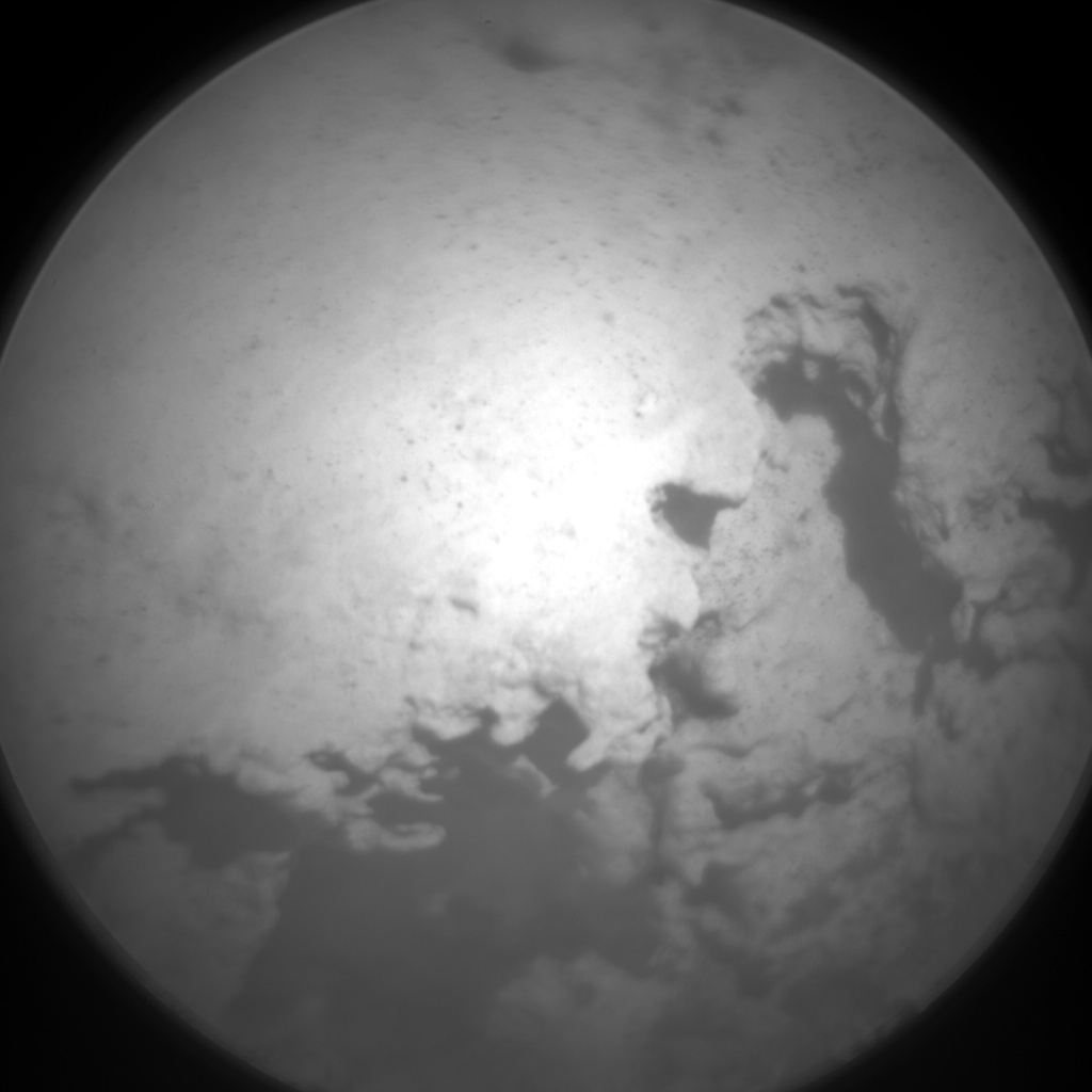 Nasa's Mars rover Curiosity acquired this image using its Chemistry & Camera (ChemCam) on Sol 3180, at drive 1992, site number 89