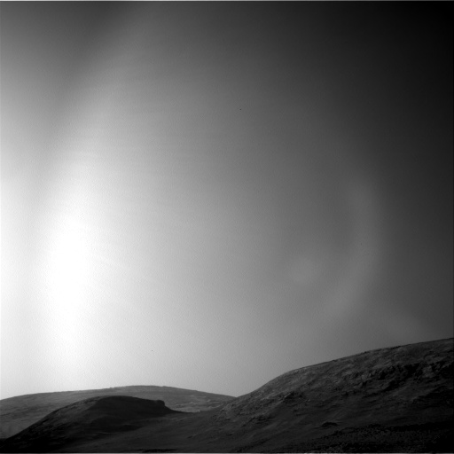 Nasa's Mars rover Curiosity acquired this image using its Right Navigation Camera on Sol 3183, at drive 1992, site number 89