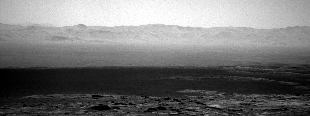 Nasa's Mars rover Curiosity acquired this image using its Right Navigation Camera on Sol 3184, at drive 2034, site number 89