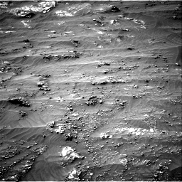 Nasa's Mars rover Curiosity acquired this image using its Right Navigation Camera on Sol 3185, at drive 2130, site number 89