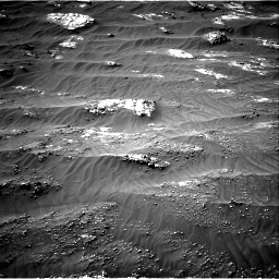Nasa's Mars rover Curiosity acquired this image using its Right Navigation Camera on Sol 3185, at drive 2178, site number 89