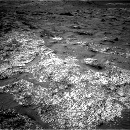 Nasa's Mars rover Curiosity acquired this image using its Right Navigation Camera on Sol 3185, at drive 2370, site number 89