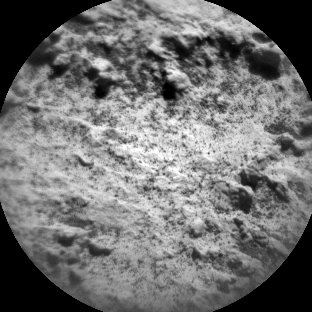 Nasa's Mars rover Curiosity acquired this image using its Chemistry & Camera (ChemCam) on Sol 3186, at drive 2380, site number 89