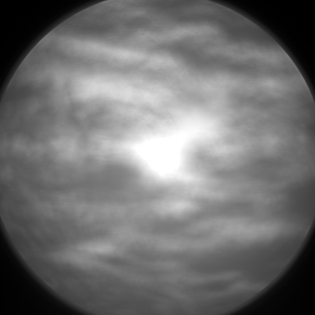 Nasa's Mars rover Curiosity acquired this image using its Chemistry & Camera (ChemCam) on Sol 3188, at drive 2380, site number 89