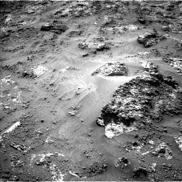 Nasa's Mars rover Curiosity acquired this image using its Left Navigation Camera on Sol 3188, at drive 2638, site number 89