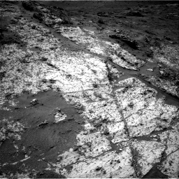 Nasa's Mars rover Curiosity acquired this image using its Right Navigation Camera on Sol 3188, at drive 2428, site number 89