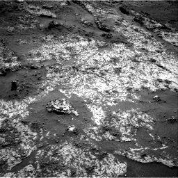 Nasa's Mars rover Curiosity acquired this image using its Right Navigation Camera on Sol 3188, at drive 2440, site number 89