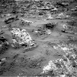 Nasa's Mars rover Curiosity acquired this image using its Right Navigation Camera on Sol 3188, at drive 2620, site number 89