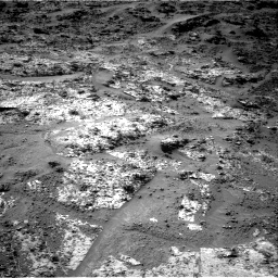 Nasa's Mars rover Curiosity acquired this image using its Right Navigation Camera on Sol 3190, at drive 2680, site number 89