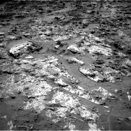 Nasa's Mars rover Curiosity acquired this image using its Right Navigation Camera on Sol 3190, at drive 2728, site number 89