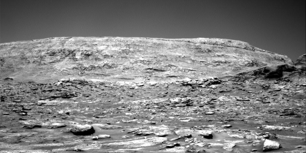 Nasa's Mars rover Curiosity acquired this image using its Right Navigation Camera on Sol 3191, at drive 0, site number 90