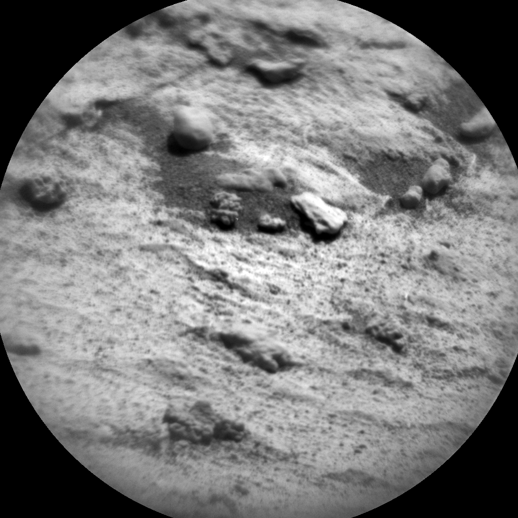 Nasa's Mars rover Curiosity acquired this image using its Chemistry & Camera (ChemCam) on Sol 3191, at drive 0, site number 90