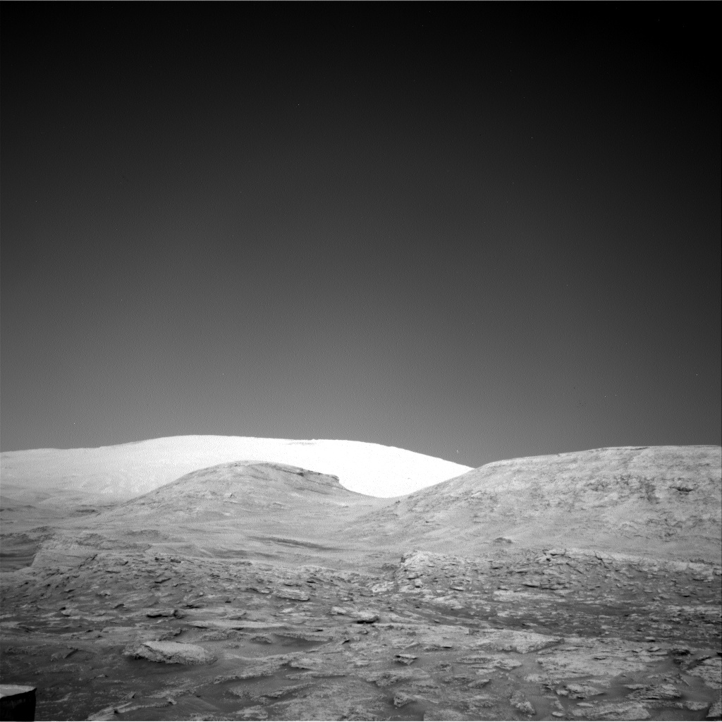 Nasa's Mars rover Curiosity acquired this image using its Right Navigation Camera on Sol 3192, at drive 232, site number 90