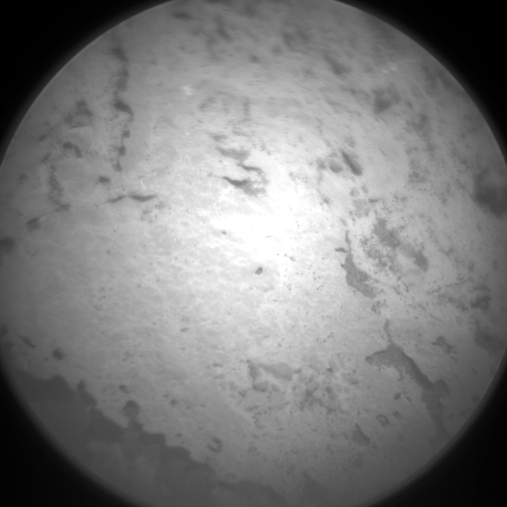 Nasa's Mars rover Curiosity acquired this image using its Chemistry & Camera (ChemCam) on Sol 3195, at drive 232, site number 90