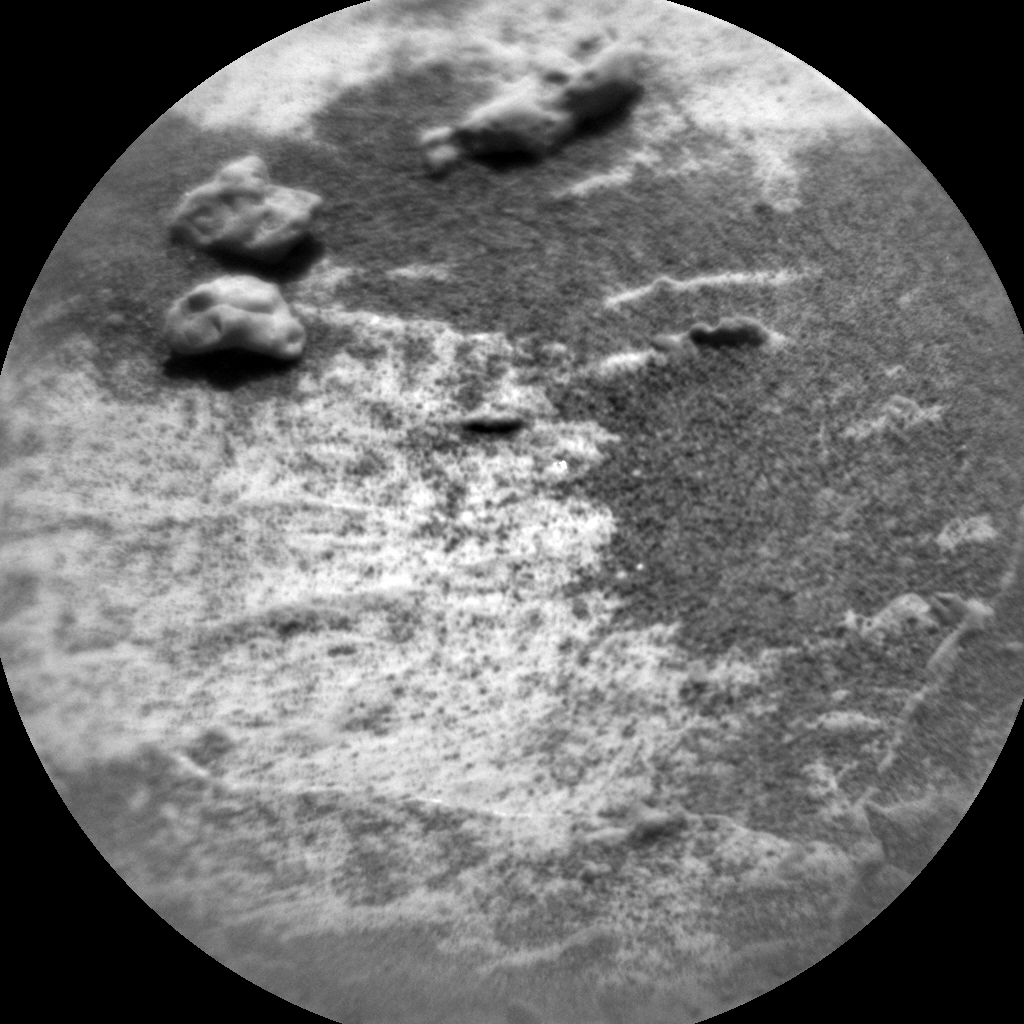 Nasa's Mars rover Curiosity acquired this image using its Chemistry & Camera (ChemCam) on Sol 3196, at drive 460, site number 90