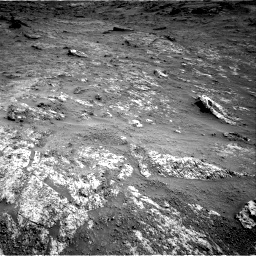 Nasa's Mars rover Curiosity acquired this image using its Right Navigation Camera on Sol 3197, at drive 466, site number 90