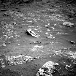 Nasa's Mars rover Curiosity acquired this image using its Right Navigation Camera on Sol 3197, at drive 478, site number 90